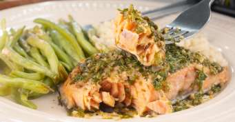 Dinner recipes: Instant Pot Salmon