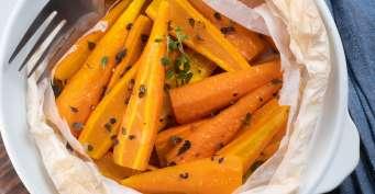 Side Dish recipes: Instant Pot Carrots