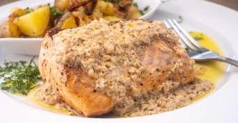 Dinner recipes: Lemon Butter Salmon