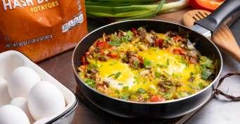 Breakfast recipes: Breakfast Skillet