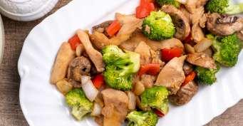 Dinner recipes: Keto Stir Fry