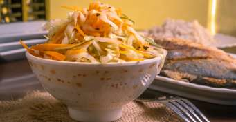 Side Dish recipes: Jamaican Cabbage