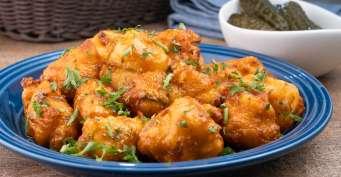 Appetizer recipes: Nashville Chicken Bites