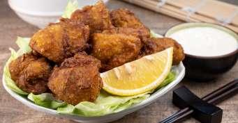 Appetizer recipes: Chicken Karaage