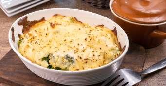 Side Dish recipes: Keto Broccoli Casserole
