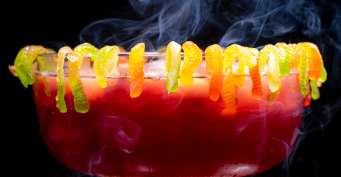 Cocktails recipes: Halloween Punch