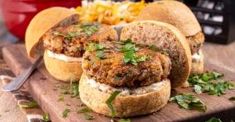 Dinner recipes: Quinoa Burger