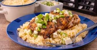 Dinner recipes: Greek Chicken