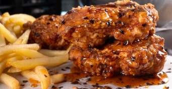 Dinner recipes: Hot Honey Chicken