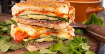 Brunch recipes: Prosciutto Sandwich