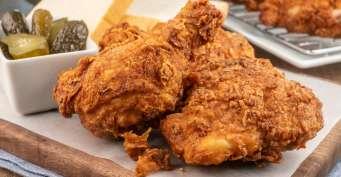 Dinner recipes: Crispy Fried Chicken