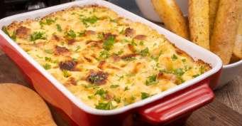 Side Dish recipes: Creamy Macaroni and Cheese