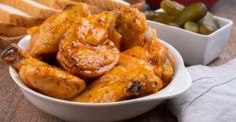 Dinner recipes: Air Fryer Chicken Wings