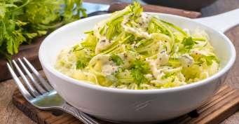 Dinner recipes: Keto Alfredo Sauce