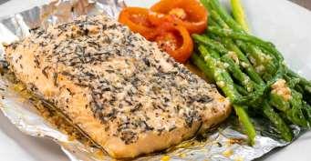Dinner recipes: Keto Salmon