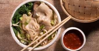 Dinner recipes: Wonton Noodle Soup