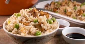 Side Dish recipes: Vegan Fried Rice