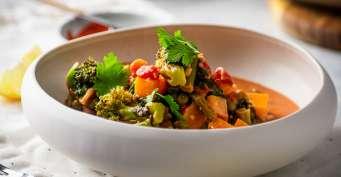 Dinner recipes: Vegan Tikka Masala