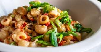 Lunch recipes: Hawaiian Mac Salad