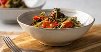 Side Dish recipes: Instant Pot Collard Greens