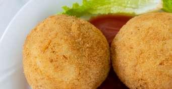 Lunch recipes: Italian Rice Balls
