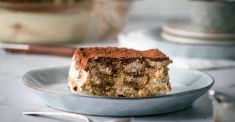 Dessert recipes: Italian Tiramisu