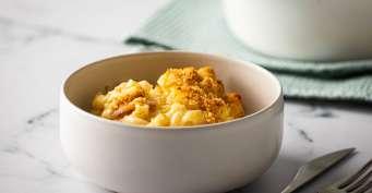 Side Dish recipes: Pumpkin Mac and Cheese