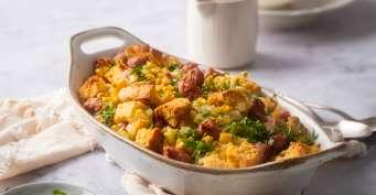 Side Dish recipes: Sausage Stuffing