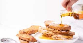 Breakfast recipes: Sourdough French Toast