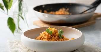 Side Dish recipes: Spanish Cauliflower Rice