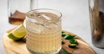Cocktails recipes: Spicy Margarita