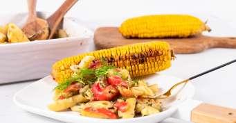 Appetizer recipes: Vegan Pasta Salad
