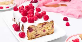 Dessert recipes: Raspberry Cake