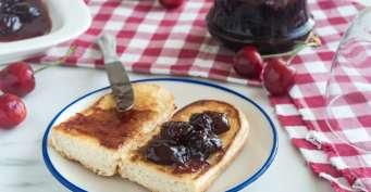 Breakfast recipes: Candied Cherries
