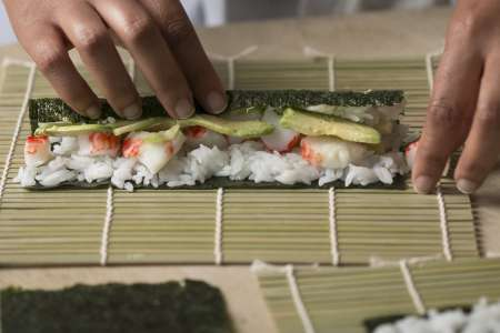 Sushi Roll Fundamentals