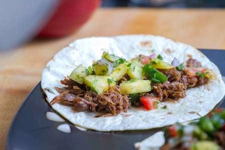 Gourmet Creative Tacos