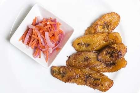 Ghanaian Vegetarian Street Food