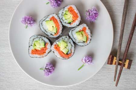 How to Host a Sushi Party