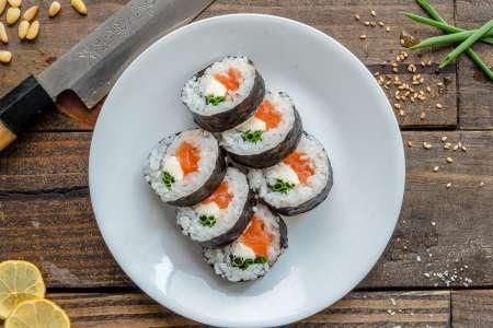 Handmade Sushi Techniques