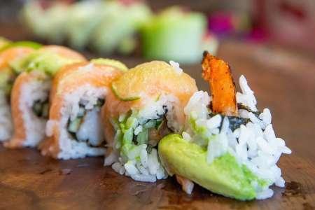 Next Level Sushi Skills