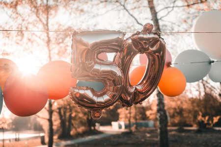 50 Fantastic 50th Birthday Party Ideas