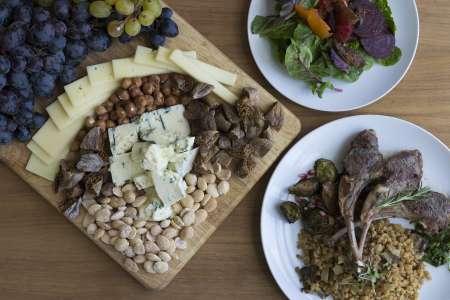 Joyful Tidings Lamb Dinner