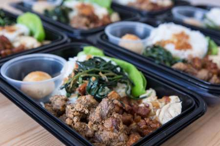 Indonesian Lunchboxes