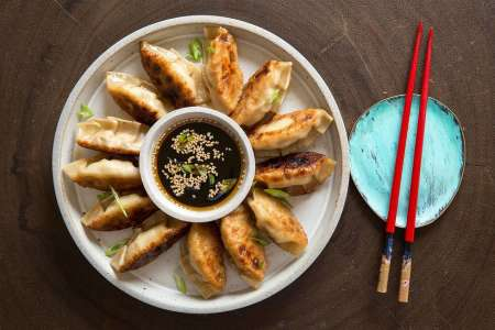 Comforting Homemade Dumplings