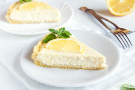 Limoncello-Mascarpone Cheesecake