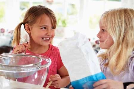 Cucina Italiana: Gnocchi for Kids