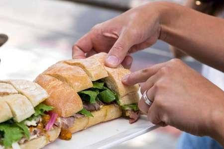 food tour italian sub sandwich