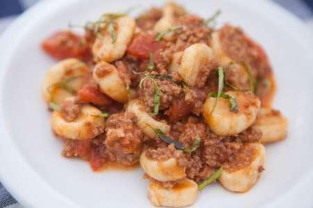 Homemade Pasta & Sauce