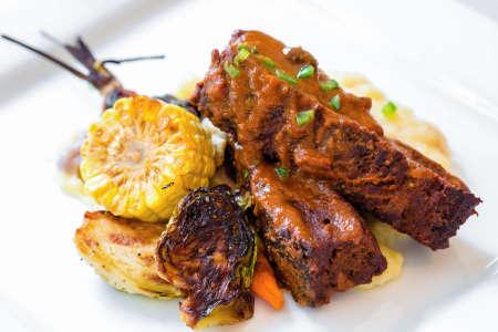 Vegan Caribbean BBQ
