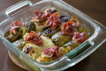 Sarma-So Good! Serbian Stuffed Cabbage